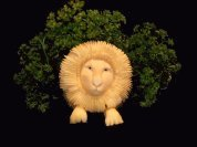 Parsley the Lion